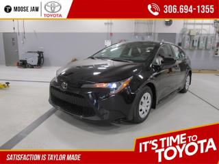 New 2021 Toyota Corolla LE L CVT for sale in Moose Jaw, SK