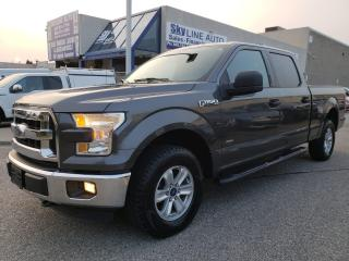Used 2015 Ford F-150 XLT 4WD|ONE OWNER|NO ACCIDENT|CERTIFIED for sale in Concord, ON
