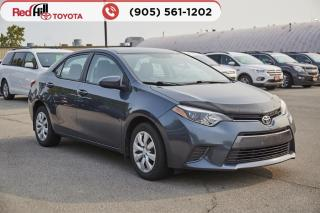 Used 2015 Toyota Corolla LE for sale in Hamilton, ON