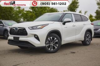 New 2020 Toyota Highlander HYBRID XLE for sale in Hamilton, ON
