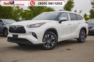 New 2020 Toyota Highlander HYBRID XLE for sale in Hamilton, ON
