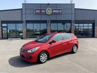 Used 2016 Hyundai Accent 5DR HB AUTO GL for sale in Thunder Bay, ON