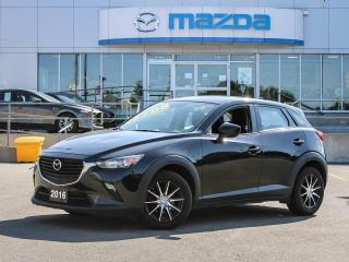 Used 2016 Mazda CX-3 GX - AUTOMATIC, BLUETOOTH, REAR CAMERA for sale in Hamilton, ON