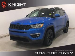 Used 2018 Jeep Compass Altitude 4x4 for sale in Regina, SK