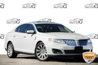 Used 2010 Lincoln MKS AS TRADED | LEATHER | AWD | AC | for sale in Kitchener, ON