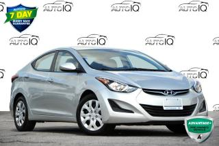 Used 2016 Hyundai Elantra GL | MANUAL | AC | HEATED SEATS | for sale in Kitchener, ON