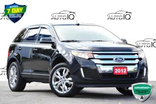 Used 2012 Ford Edge SEL   AWD   3.5L V6 ENGINE   VOICE-ACTIVATED NAVIGATION for sale in Kitchener, ON