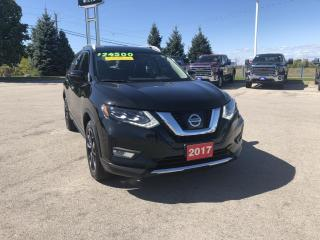 Used 2017 Nissan Rogue SL Platinum for sale in Grimsby, ON