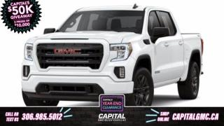 New 2020 GMC Sierra 1500 ELEVATION for sale in Regina, SK