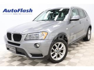 Used 2013 BMW X3 28i *Park-Assist *Toit-Pano-Roof for sale in St-Hubert, QC