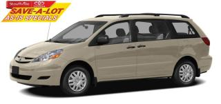 Used 2009 Toyota Sienna LE 7 Passenger AS-IS for sale in Stouffville, ON