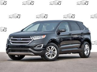 Used 2016 Ford Edge SEL AWD V6 LEATHER SUNROOF NAVIGATION for sale in Hamilton, ON