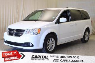 Used 2019 Dodge Grand Caravan SXT Premium Plus*LEATHER*NAV* for sale in Regina, SK