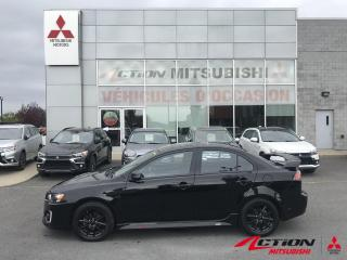 Used 2017 Mitsubishi Lancer AWC EDITION ANNIVERSAIRE/BLUETOOTH/CAMERA DE RECUL for sale in St-Hubert, QC