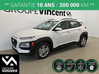 Used 2020 Hyundai KONA Preferred AWD ** GARANTIE 10 ANS ** Liquidation démonstrateur! Rabais de 2485$. for sale in Shawinigan, QC