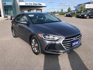 Used 2018 Hyundai Elantra GL SE for sale in Ottawa, ON