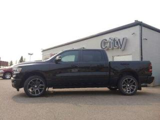 New 2020 RAM 1500 Sport | 6'4 Box | 12 inch Screen | 22'' Rims | for sale in Medicine Hat, AB