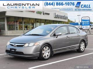 Used 2006 Honda Civic Sdn LX!!  SELF CERTIFY!! for sale in Sudbury, ON