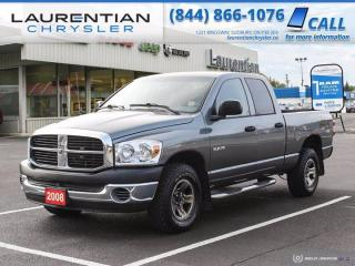 Used 2008 Dodge Ram 1500 ST!!  SELF CERTIFY!! for sale in Sudbury, ON