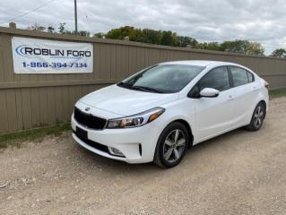 Used 2018 Kia Forte LX for sale in Roblin, MB