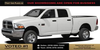 Used 2010 Dodge Ram 2500 for sale in London, ON