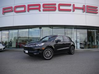 Used 2018 Porsche Macan S for sale in Langley City, BC