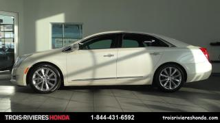 Used 2013 Cadillac XTS LUXURY AWD + DÉMARREUR + INT. EN CUIR for sale in Trois-Rivières, QC