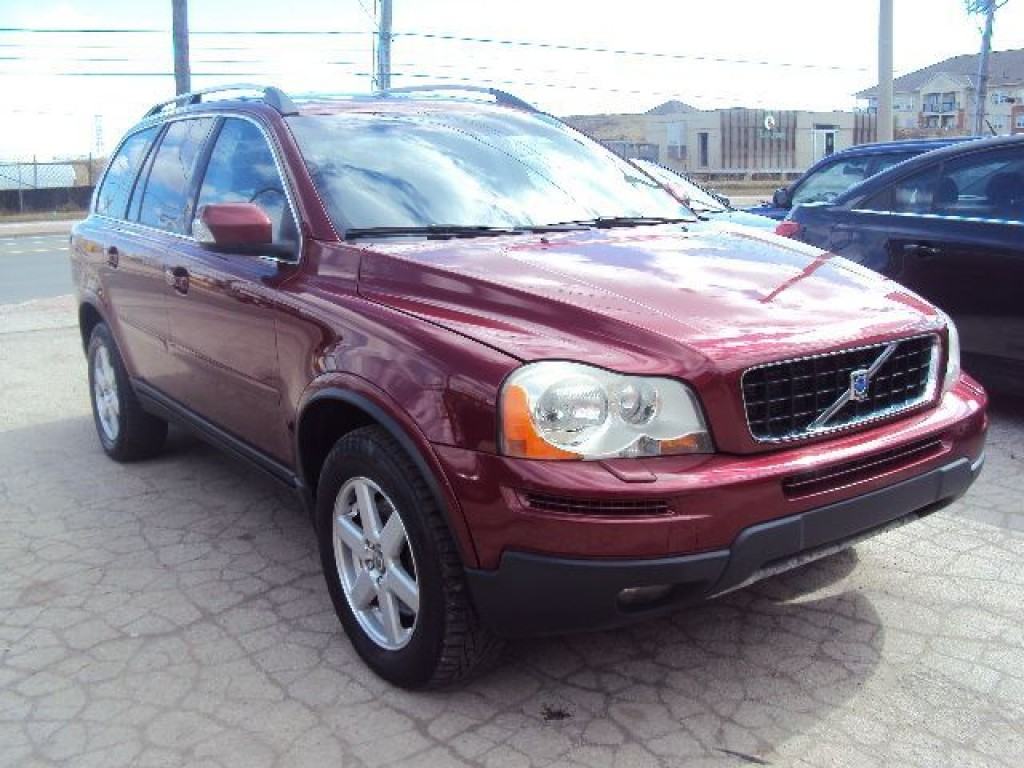used 2007 volvo xc90 for sale in scarborough ontario. Black Bedroom Furniture Sets. Home Design Ideas