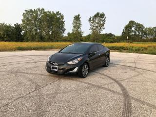Used 2015 Hyundai Elantra Limited for sale in Windsor, ON