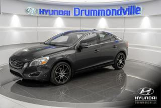 Used 2012 Volvo S60 T5 + GARANTIE + TOIT + CUIR + A/C + MAGS for sale in Drummondville, QC