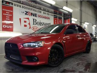 Used 2008 Mitsubishi Lancer LANCER EVO GSR MAG PNEU VOITURE TRES PERFORMANTE for sale in Blainville, QC