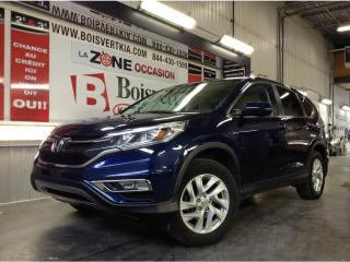 Used 2016 Honda CR-V CRV SE AWD DÉMARREUR A DISTANCE CAMÉRA for sale in Blainville, QC
