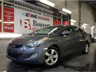 Used 2011 Hyundai Elantra ELANTRA GLS AUTOMATIQUE A/C DÉMARREUR DISTANCE for sale in Blainville, QC