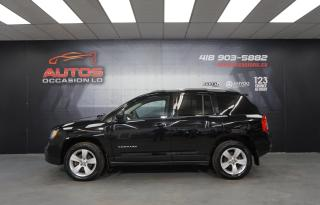 Used 2013 Jeep Compass 4X4 NORTH EDITION AUTO MAGS SIÈGES 98 760 KM !! for sale in Lévis, QC