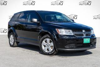 Used 2016 Dodge Journey CVP/SE Plus for sale in Barrie, ON