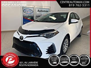 Used 2017 Toyota Corolla SE for sale in Rouyn-Noranda, QC