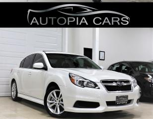 Used 2014 Subaru Legacy 4DR SDN AUTO 3.6R W/LIMITED & EYESIGHT PKG for sale in North York, ON