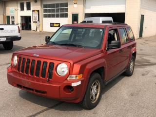 Used 2008 Jeep Patriot FWD 4dr Sport for sale in Caledon, ON