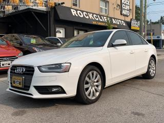 Used 2014 Audi A4 4dr Sdn Auto Komfort quattro for sale in Scarborough, ON