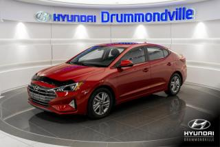 Used 2020 Hyundai Elantra PREFERRED + TOIT OUVRANT + ENSEMBLE SECU for sale in Drummondville, QC