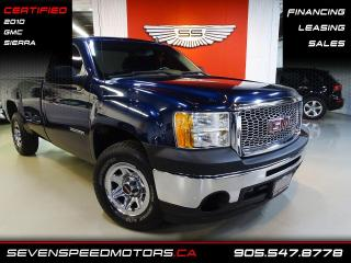 Used 2010 GMC Sierra 1500 PRESTINE CONDITION | CERTIFIED | ACCIDENT FREE for sale in Oakville, ON