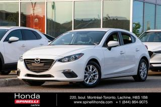 Used 2015 Mazda MAZDA3 Sport GS AUTO BAS KM MAGS AUTO BAS KM MAGS BLUETOOTH for sale in Lachine, QC