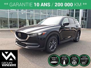 Used 2019 Mazda CX-5 GS ** GARANTIE 10 ANS ** VUS léger et polyvalent, incroyablement robuste, performant et économique! for sale in Shawinigan, QC