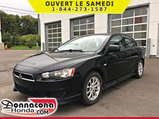 Used 2011 Mitsubishi Lancer SE *SEULEMENT 5 264$* for sale in Donnacona, QC