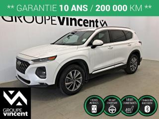 Used 2020 Hyundai Santa Fe Preferred AWD ** GARANTIE 10 ANS ** Liquidation démonstrateur! Rabais de 2485$. for sale in Shawinigan, QC