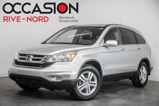 Used 2011 Honda CR-V 4x4 EX Garantie 1 AN INCLUSE for sale in Boisbriand, QC
