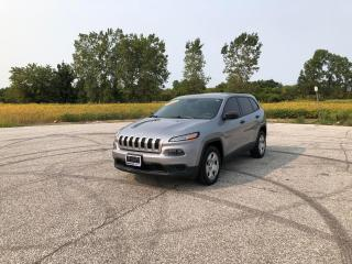 Used 2014 Jeep Cherokee Sport for sale in Windsor, ON