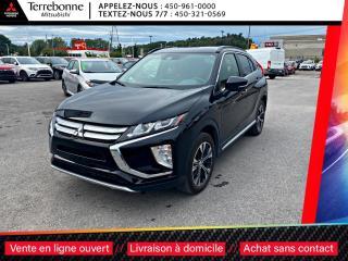 Used 2018 Mitsubishi Eclipse Cross SE TECH S-AWC **4X4**TRÈS RARE** for sale in Terrebonne, QC