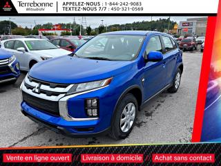 Used 2020 Mitsubishi RVR ES 4X4 **APPLE CARPLAY/ANDROID AUTO**CAMÉRA DE REC for sale in Terrebonne, QC