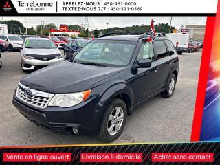 Used 2013 Subaru Forester 2.5X COMMODITÉ **4PNEUS D'HIVER INCLUS** for sale in Terrebonne, QC